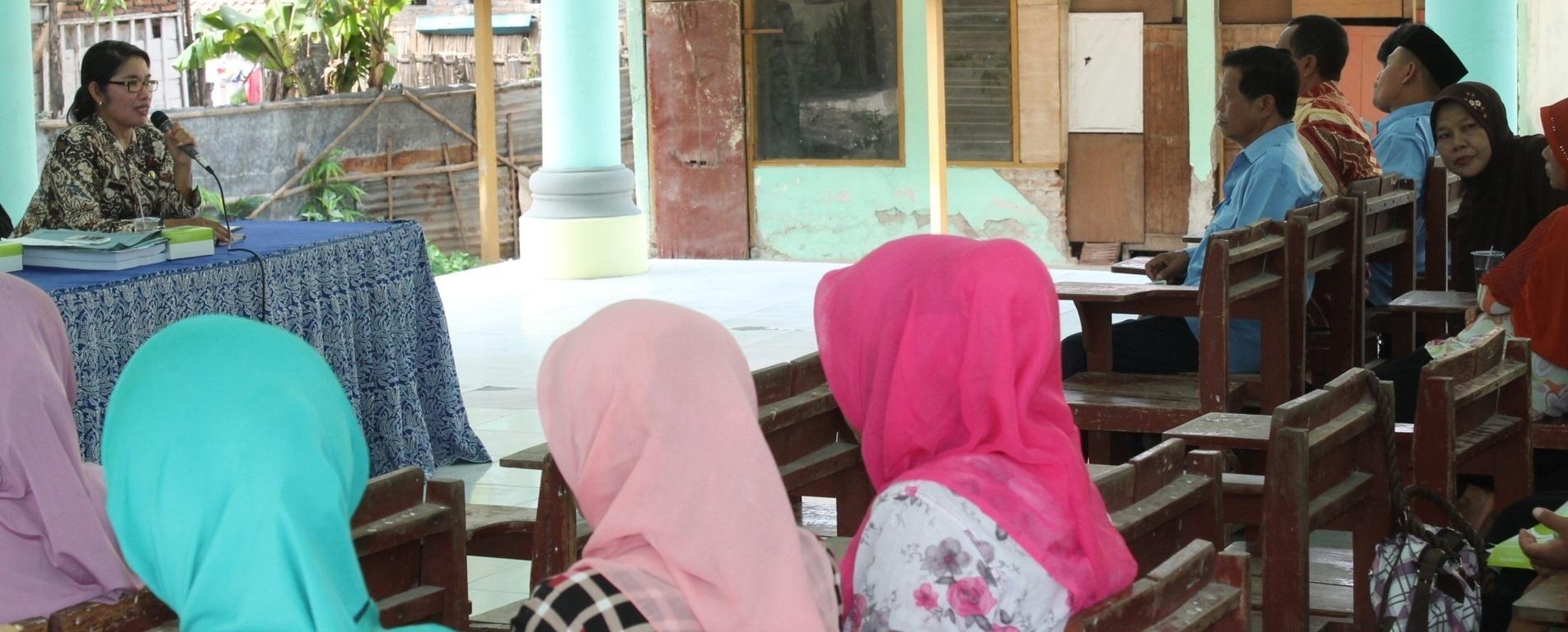 pertemuan Institusi Masyrakat ( IMP )<BR>PPKBD dan Sub PPKBD